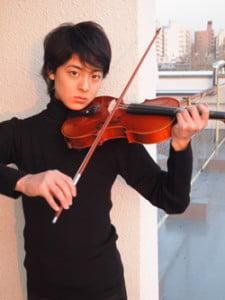 高杉真宙 バイオリン