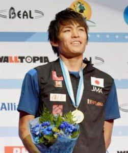 楢崎智亜 オリンピック