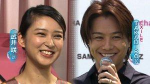 TAKAHIROと武井咲が結婚