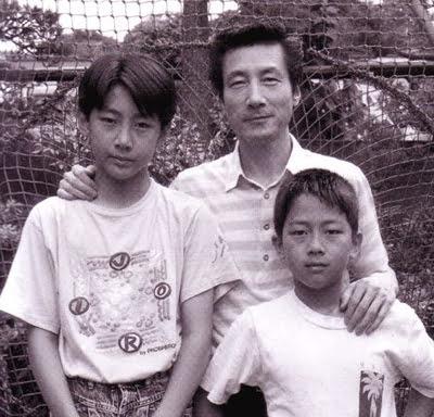 小泉孝太郎の家族