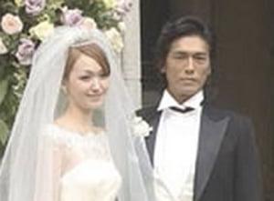 高橋克典が中西ハンナと結婚