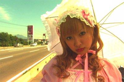 深田恭子のロリータファッション