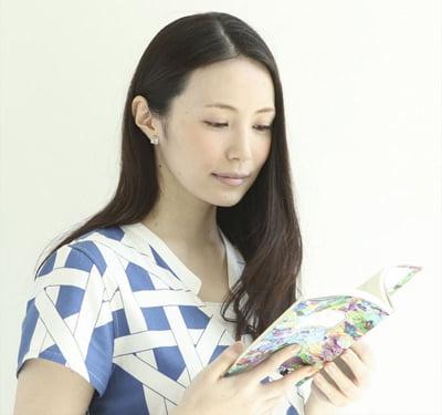 ミムラの趣味は読書