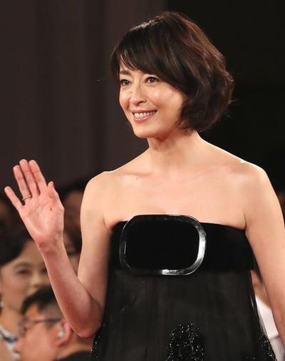 宮沢りえが日本アカデミー賞最優秀主演女優賞を受賞