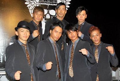 山下健二郎の三代目JSBデビュー当時