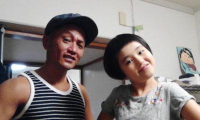 池田57CRAZYと娘の池田レイラ