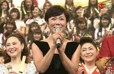 有働由美子「NHK紅白歌合戦」