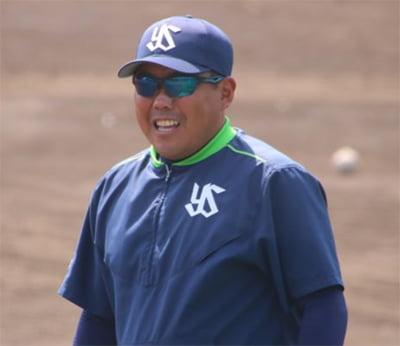 北川博敏コーチ