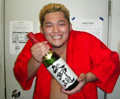 矢野通とお酒